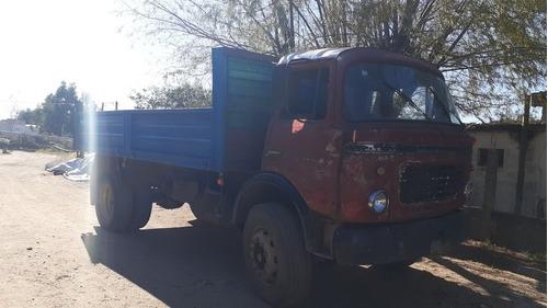 camion marca barreir barreiro