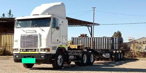 camion marca freightline, modelo fld
