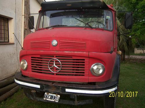 camion mercedes 1114