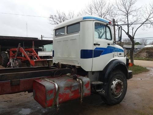 camion mercedes 1318 volcadora