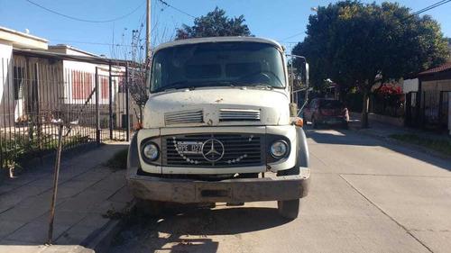 camion mercedes benz 1114