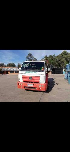 camion mercedes benz 1313 4x4 con tanque