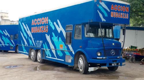 camion mercedes benz 1518