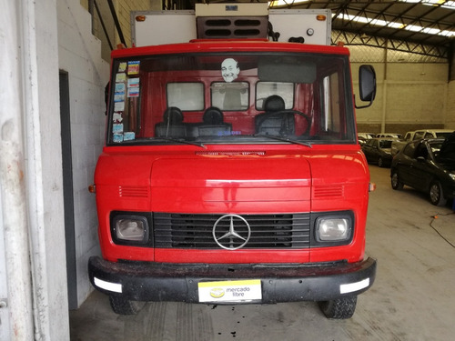 camion mercedes benz 608