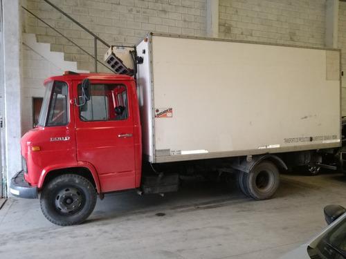 camion mercedes benz 608 d