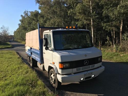 camión mercedes benz 711 - único!!