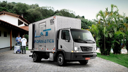 camion mercedes benz accelo 815 0km caba financiacion