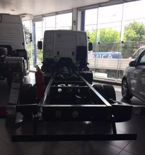 camion mercedes benz accelo 815 aa 30%