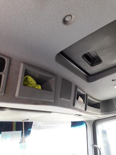 camión mercedes benz actros 3346 forestal