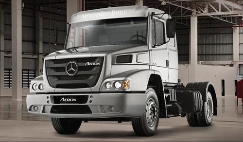 camion mercedes benz atron 1635 s/45 nuevo 0km