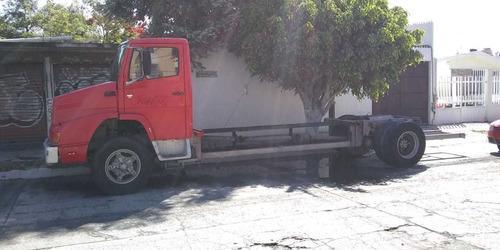 camión mercedes benz, chasis cabina, modelo 95,