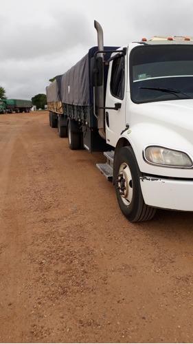 camión mercedes benz - zorra 3 ejes