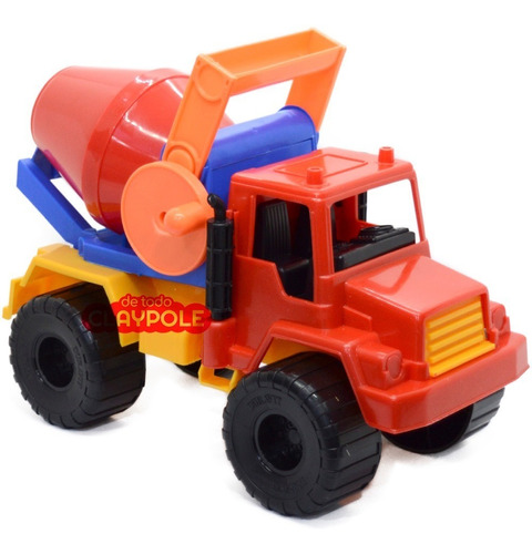camión mezcaldora de cemento giratorio duravit - 29 cms