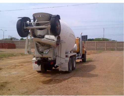 camion mezclador concretero mack rd690s 1999 operativo 100%