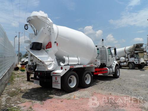 camión mezclador de concreto international 2007 chasis 2018