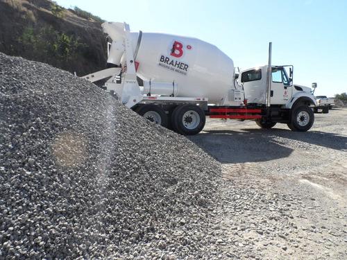 camión mezclador de concreto international 2019