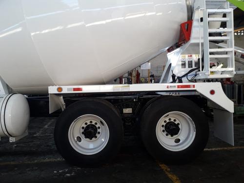 camion mezclador de concreto international 8m3 2019  #1896