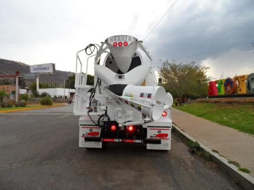 camion minero revolvedor de concreto 3 m3  btr-300 año 2020