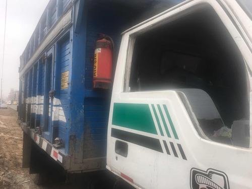 camión mitsubishi canter 20  chasis largo original motor 4d3