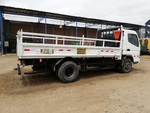 camion mitsubishi canter 2007