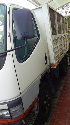 camion mitsubishi canter 4 toneladas de carga
