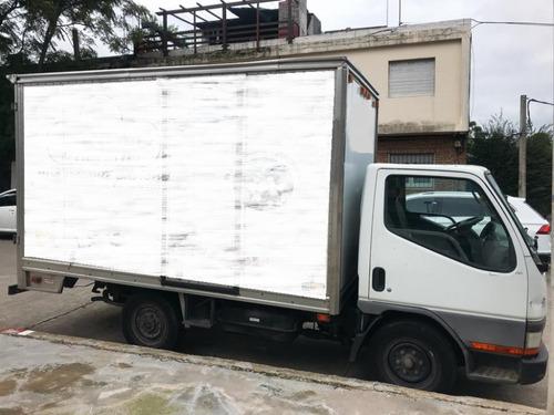 camión mitsubishi canter año 2006. muy buen estado