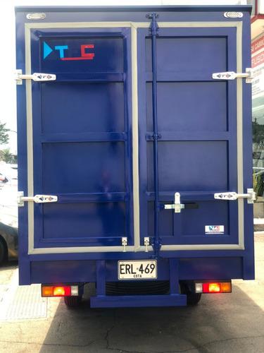 camion mitsubishi canter fuso llanta sencilla