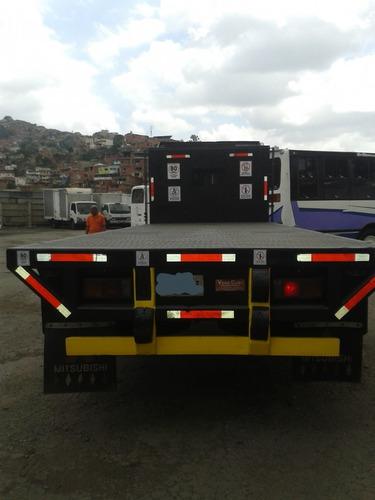 camion mitsubishi fm 657 con turbo e intercoller
