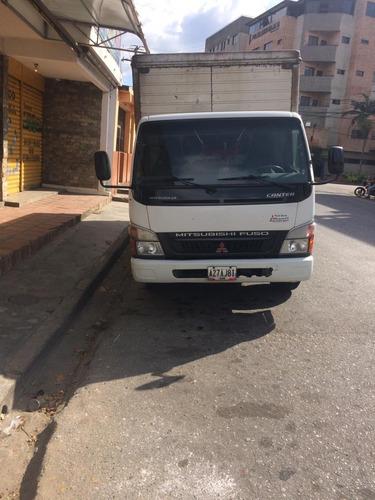 camion mitsubitshi fuso 2012 cava