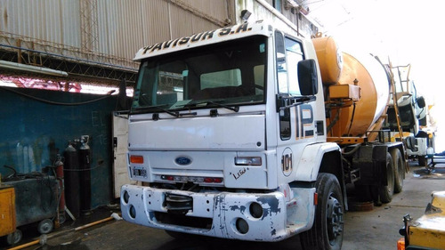 camion mixer 8 m3 ford 1730 año 2006,con trompo indumix 8 m3