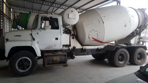 camión mixer hormigonero 8m3