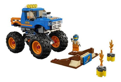 camión monstruo