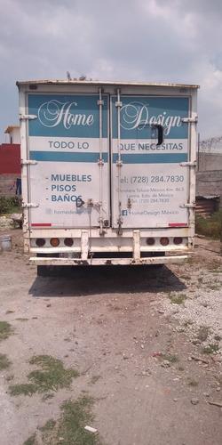 camion navistar international 2006 con cabina y caja