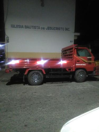 camion nesecita trabajo en una empresa