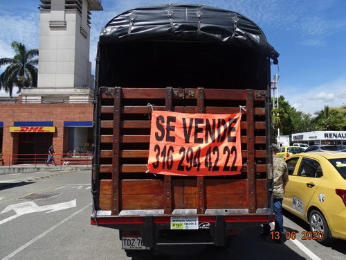 camion nhr chevrolet 3000 c.c diesel