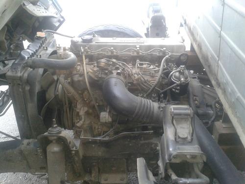 camion npr 2007 sin turbo frenos de liga
