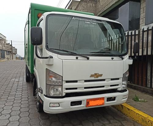 camión npr 5.5 del 2011 en perfecto estado con papeles al dí