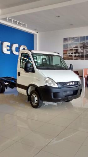 camion nuevo  iveco daily 55c17 chasis nueva linea