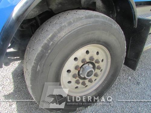 camión olla de concreto  kenworth t800 1998