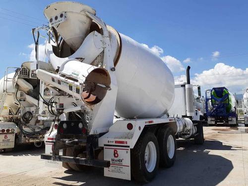 camión olla revolvedora de concreto 2000 international 8 m3