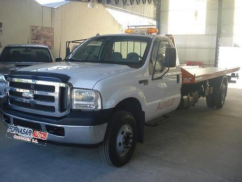 camion para  auxilio ford 4000 año 2011 con camilla sukuba