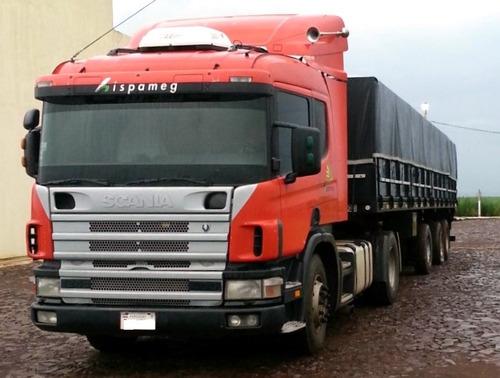 camion para flete de mercaderias.