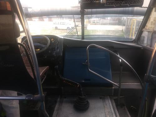 camion pasajero