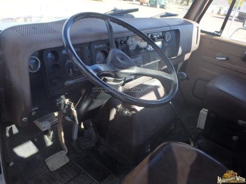 camion perforadora texoma para pilotes folio 9749