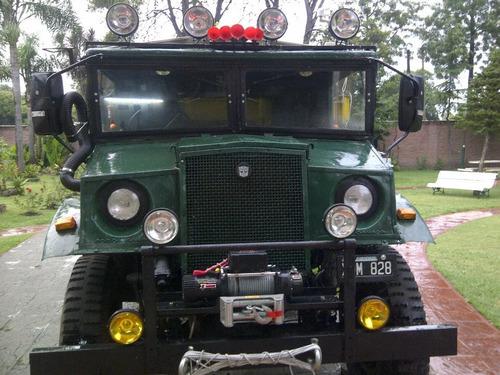 camion perkins el guerrero canadiense único en su categoría