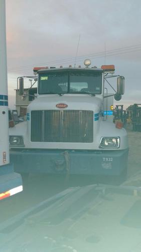 camion peterbilt mod 2004 con generador 250 amps etc