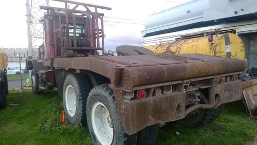 camion petrolero kenwork 90 funcionando 100,000 lbs.