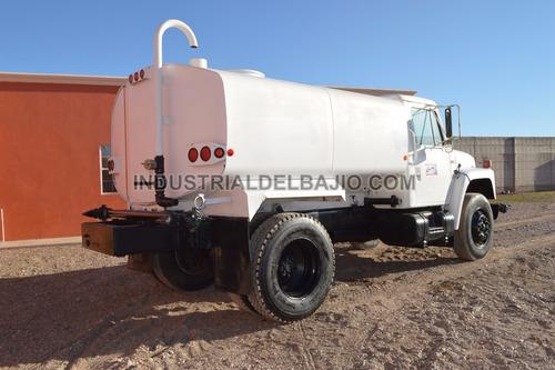 camion pipa de agua international s1900 kenworth mack gmc