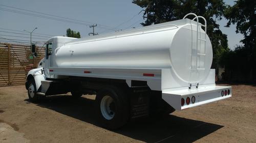 camión pipa de agua kw. 2010, 10,000 lts.