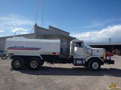 camión pipa para agua volvo 15000 lts. folio 5340